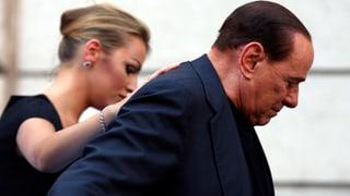 Berlusconi droht der politische Genickbruch
