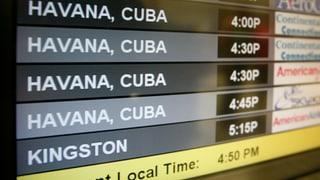 Nagelprobe in Kuba: Praxistest für Reisefreiheit