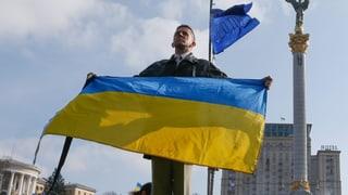 «Gefährliche Anzeichen von Separatismus» in der Ukraine