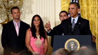 Obama: «Jetzt sind Massnahmen zu ergreifen, sonst ist es zu spät»