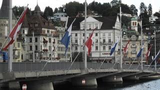 Luzerner Seebrücke: Probleme mit dem neuen Belag