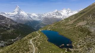 Bergführer und sein Gast sterben am Matterhorn