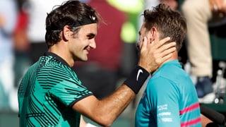 Federer batta Wawrinka
