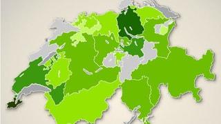 Hier wohnen die Milliardäre in der Schweiz