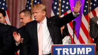 US-Vorwahlen: Clinton und Trump souverän