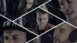 Cyphertrack #3 feat. Nemo, Knackeboul, Prince Deng, Chilz & Krime