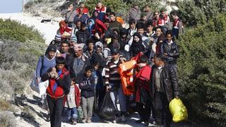 Haft oder Rückkehr: Vorwürfe gegen türkische Flüchtlingspolitik
