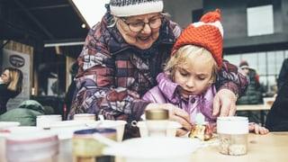 Herzige Kids erobern «Jeder Rappen zählt»