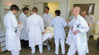 Rätselraten um mögliche Abgänge im Bruderholz-Spital