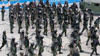 Thailand kommt nicht zur Ruhe