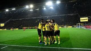 Dortmund gewinnt spektakulären Bundesliga-Gipfel