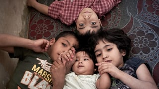 Helft Kindern ohne Zuhause mit eurer Spende
