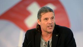 SVP Wallis nominiert Oskar Freysinger als Bundesratskandidat (Artikel enthält Audio)