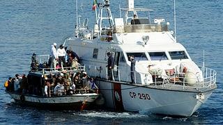 Guardia da costa taliana ha salvà 800 fugitivs