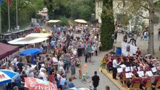 Bergwerkfest in Herznach lockte über 5000 Besucher an