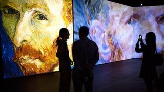 Ob Acker oder Algorithmus – wenns um Bilder geht: van Gogh