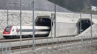 Grosse Ehre für den Gotthard-Basistunnel