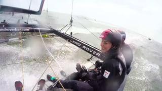 Kate ahoi! Wagemutige Herzogin auf der Segeljacht