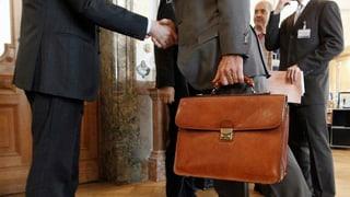 Vorstösse im Bundeshaus: Lobbyisten formulieren eifrig mit
