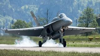 Die neuen Kampfjets sollen aus dem ordentlichen Armeebudget finanziert werden. Hebelt das die direkte Demokratie aus? Fünf Fragen und Antworten.