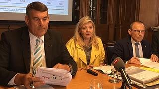 Kanton Schaffhausen rechnet im nächsten Jahr mit kleinem Plus