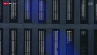 Untersuchung und Strafanzeige auf dem Thorberg