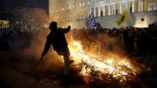 Der griechische Bauern-Aufstand geht in die nächste Runde