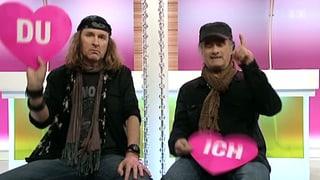 Chris von Rohr und Marc Storace