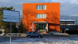Unia Kanton Solothurn kämpft für ABB Turbo Systems in Deitingen