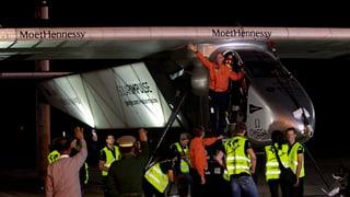 "Proxima etappa per ""Solar Impulse"""