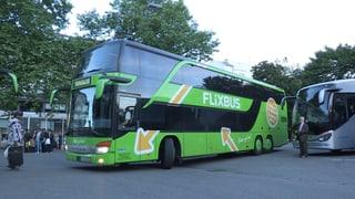 Flixbus lässt Kunden im Regen stehen