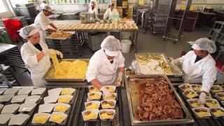 Chinesen wollen Schweizer Cateringfirma kaufen