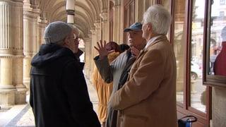 Video «Wiener Unikate: Stehen und Buhen in der Oper» abspielen