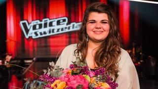 Tiziana Gulino ist «The Voice of Switzerland» 2014 (Artikel enthält Video)