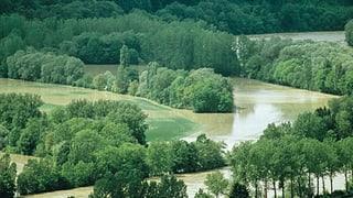 Flussaue und Theater – grosse Bauprojekte im Aargau kommen voran