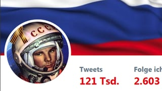 Ein Schweizer Twitter-Scharfschütze in Russland