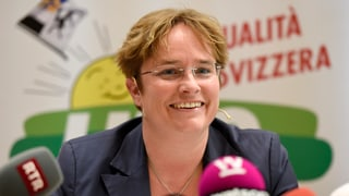 «Il Grischun è politicamain il pli datiers a mai»