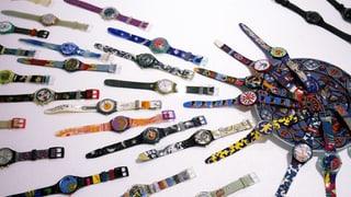 Boom in der Uhrenbranche hält an