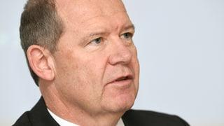 Arbeitgeberpräsident Valentin Vogt kontert die Lohnforderungen der Gewerkschaften. Bis Ende Jahr könne noch viel passieren, warnt er.