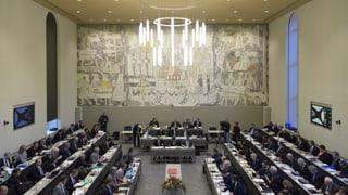 Bundesgericht erklärt Wahlsystem teilweise für verfassungswidrig