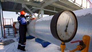 Russisches Gas nur noch gegen Vorauszahlung