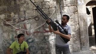 Termin für Syrien-Konferenz weiter ungewiss