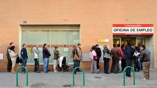 Arbeitslosenquote in Euro-Zone auf Tiefstand