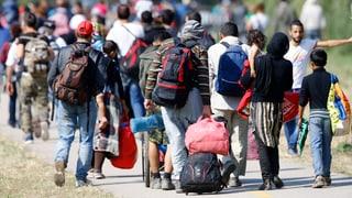 Wie Ungarn das Flüchtlingsproblem abschiebt