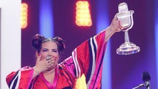 Israel gewinnt den «Eurovision Song Contest» 2018