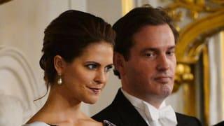Prinzessin Madeleine und Chris O'Neill: Knallharter Ehevertrag