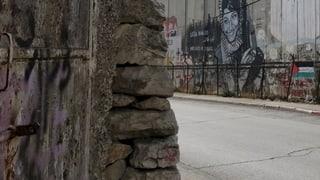Battir: Dort, wo ein Stück Mauer fehlt