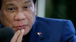 «Unter Duterte werden Frauen mit Füssen getreten»