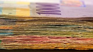 Nach Defizit wieder Gewinn? Aargau rechnet mit mehr Geld
