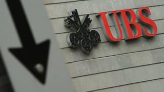 Finanzmärkte bremsen UBS - Aktie unter Druck